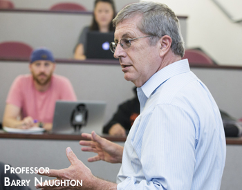 Professor Barry Naughton